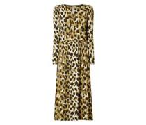 Kleid mit Animal-Print Modell 'Prue'