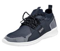 Sock Sneaker 'Extreme_Runn' mit Kontrastbesatz