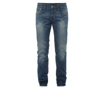 Slim Straight Fit 5-Pocket-Jeans