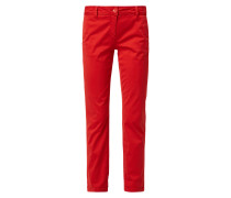 Loose Comfort Fit Chino mit Stretch-Anteil