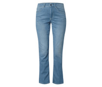 Stone Washed Feminine Fit Jeans