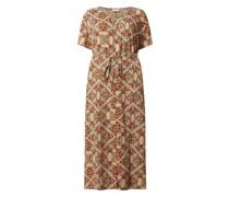 PLUS SIZE Kleid aus Viskose Modell 'Cardes'