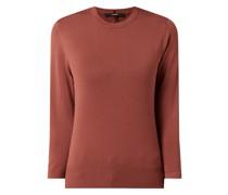 Pullover aus Viskosemischung Modell 'Trieda'