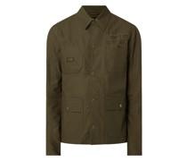 Jacke aus Baumwolle Modell 'Carter'