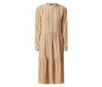 Kleid aus Viskose Modell 'Werani'