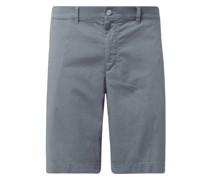 Regular Fit Chino-Shorts mit Stretch-Anteil Modell 'Bozen'