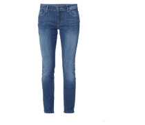 Used Look Slim Fit Jeans