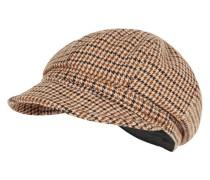 Baker Boy Hat mit Karomuster
