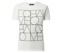 T-Shirt aus Bio-Baumwolle Modell 'Anneke'