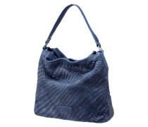 Hobo Bag aus echtem Leder
