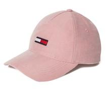 Cap aus Baumwoll-Mix mit Logo-Patch