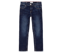 One Washed Regular Fit 5-Pocket-Jeans