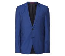 Extra Slim Fit Anzug mit 2-Knopf-Sakko Modell 'Arti/Hesten'