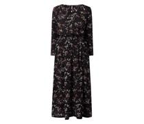 Kleid mit floralem Muster Modell 'Pella'