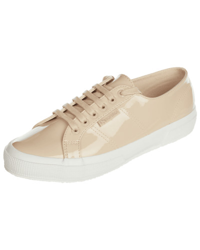 Superga Damen Sneaker in Lackoptik