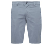 Slim Fit Bermudas mit Stretch-Anteil