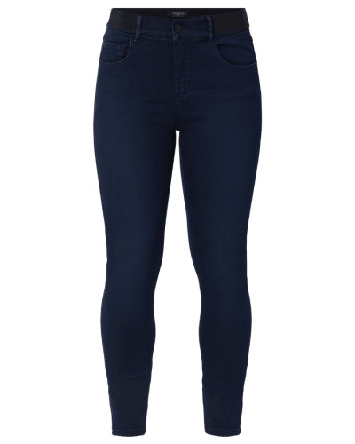 'One Size Fits All' Jeans in schmaler Passform