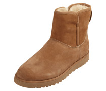 Boots mit Lammfellfutter - wasserdicht