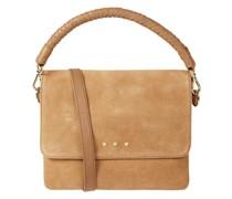 Crossbody Bag aus Leder Modell 'Kamille'