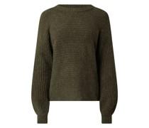 Pullover mit Alpaka-Anteil Modell 'Mara'