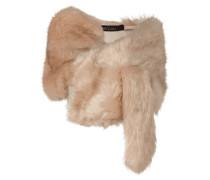 Schal aus Fake Fur
