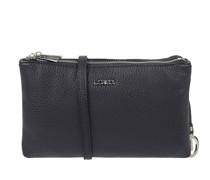 Crossbody Bag in Leder-Optik Modell 'Ella'