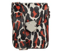 Crossbody Bag mit Leopardenmuster Modell 'Tolla'