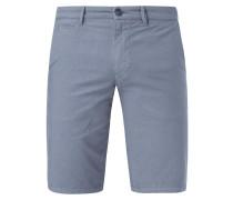 Slim Fit Shorts aus Baumwolle