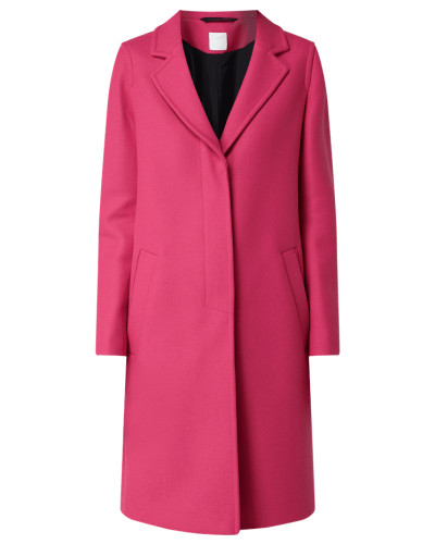 Mantel aus Wollmischung mit Kaschmir-Anteil Modell 'Oluise'