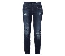 Boyfriend Jeans im Destroyed Look
