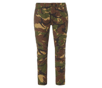 Boyfriend Fit Hose 'G-Star Elwood X25 3D Boyfriend Women's Jeans' mit Camouflage-Muster