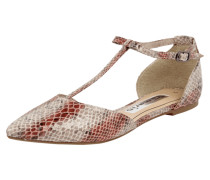Ballerinas in Snake-Optik
