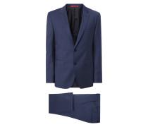 Regular Fit Anzug aus Schurwolle