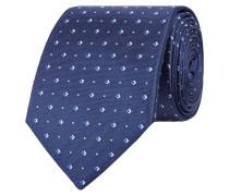 Krawatte mit fein strukturiertem  Webmuster