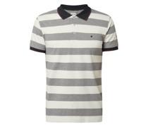 Poloshirt aus Piqué Modell 'Curtis'