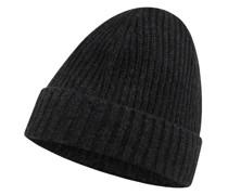 Mütze aus Woll-Kaschmir-Mix
