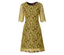 Kleid aus Spitze mit Muschelsaum Modell 'Kirelia'
