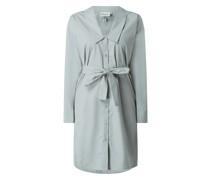 Blusenkleid aus Bio-Baumwolle Modell 'Jilan'