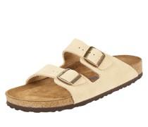 Sandalen aus Nubukleder Modell 'Arizona'