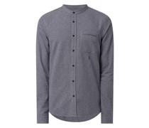 Regular Fit Freizeithemd aus Baumwolle Modell 'Litaa'