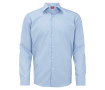 Regular Fit Business Hemd mit New Kent Kragen