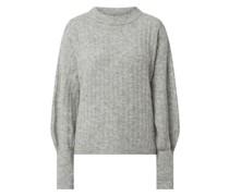 Pullover mit Alpaka-Anteil Modell 'Alpia'