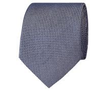 Krawatte mit strukturiertem Webmuster
