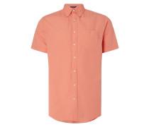 Regular Fit Hemd mit kurzen Ärmeln