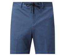 Chino-Shorts mit Stretch-Anteil Modell 'Pete'