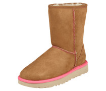 Boots mit Lammfellfutter - wasserfest