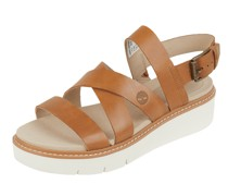 Sandalen aus Leder Modell 'Safari Dawn'