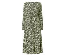 Kleid mit floralem Muster Modell 'Dr Lime'