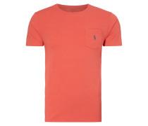 Custom Fit T-Shirt mit Brusttasche
