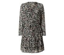 Kleid mit floralem Muster Modell 'Melina'